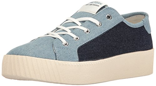 Blaire Sneaker Light Dark Blue Women's Tretorn 6vqYx