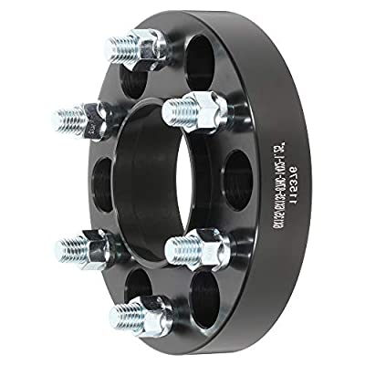 OCPTY 4X 1.25 inch 6 Lug Wheel Spacers 6x135mm to 6x135mm with 14x2 Studs for 6-Lug Ford Expedition F150 F-150 Lincoln Navigator Mark LT Adapters: Automotive