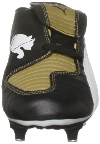 Puma Puma V-Kon III SG - Low-top Hombre Negro - negro/blanco/dorado