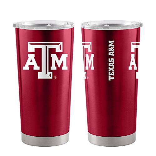 NCAA Texas A&M Aggies Ultra Tumbler, 20-ounce