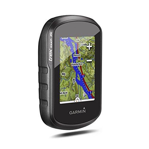 Garmin eTrex Handheld GPS Navigator, 35t (010-01325-13) (Certified Refurbished) by Garmin