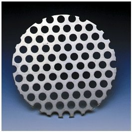 Wheaton Science Products 366042 Aluminum Plate for Wheaton Dry-Seal Vacuum Desiccator, 100 mm Diameter