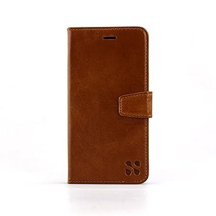 hot sales b45e7 f9ee9 Amazon.com: SafeSleeve EMF Radiation and RFID Blocking Wallet Case ...