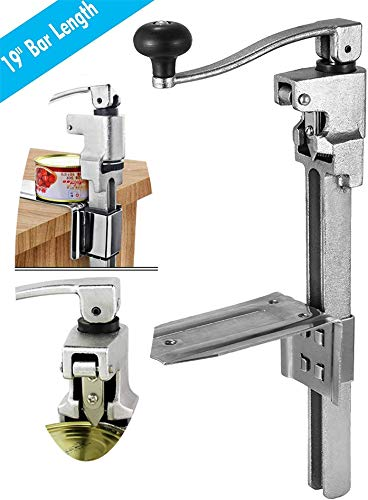 counter mount can opener - 5
