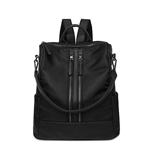 De Multifonctionnels Sacs Black Main Capacité Maman À Mode Grands Épaules De Filles Nouvelles Sacs Sacs Épaule wRC8O8