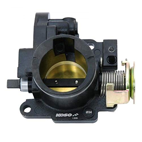 Koso North America DY623013 Throttle Body - Motorcycle Throttle Body