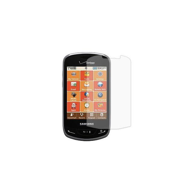 Samsung Brightside Anti Glare Screen Protector (Samsung SCH U380)