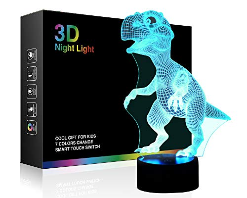 3 Led Colour Changing Night Light in US - 5