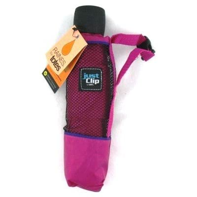 Raines Umbrella Just Clip Back Pack 9 Inch Med (Assorted Colors)