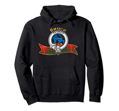 Scottish Bruce Clan Tartan Crest