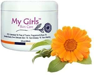 My Girls Skin Care Cream Radiation Burn Care 6.8 Oz / 200 ml