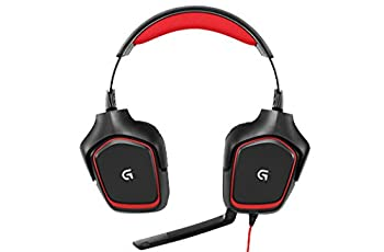 Logitech G230 Stereo Gaming Headset – On-cable Controls – Surround Sound Audio – Sports-performance Ear Pads – Rotating Ear Cups – Light Weight Design 6