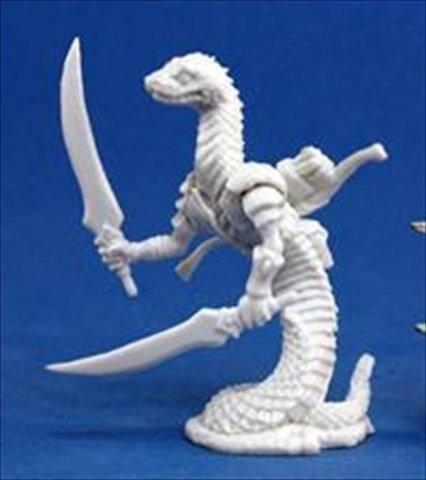 Reaper Miniatures 77153 Bones - Snakeman