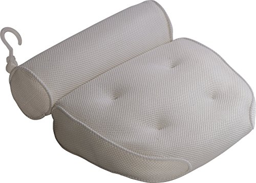 Royal Casa Bath Pillow – Non Slip, Luxury Bathtub Support