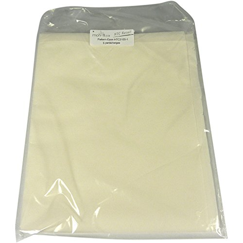 Pattern-Ease Nonwoven Tracing Material HTC3100-46 Inches Wide, Light Interfacing Sold in 5 Yard Package