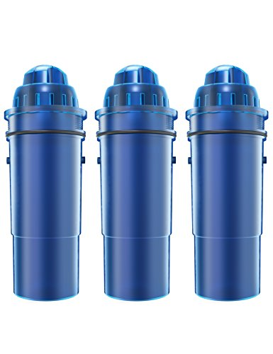 AQUACREST Label CRF-950Z Replacement for Pur CRF-950Z Pitcher Water Filter(Pack of 3)