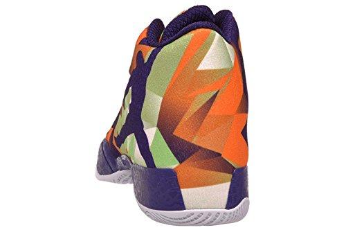 nike air jordan XX9 scarpe sportive da basket alte da uomo 695515 scarpe da tennis BRIGHT MANDARIN WHITE LIGHT POISON GREEN 805