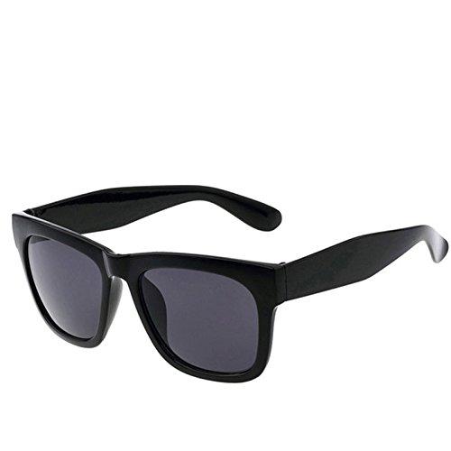 Gafas Sol y Mujer 1 1 Retro de Unidad para 4 Hombre Aprettysunny Zn1xn