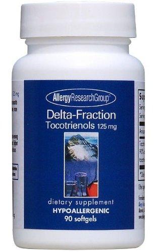 Delta-Fraction Tocotrienols 125 Milligrams 90 Sgels