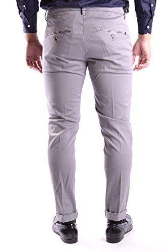 Dondup Homme MCBI100060O Gris Coton Pantalon