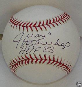 Juan Marichal Autograph Baseball Giants hof ()