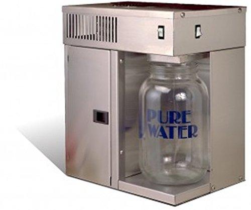 Mini-Classic CT Stainless Steel Steam Distiller - 220-240Volt - Pure Water #MC3