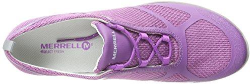 Merrell Ceilán Deporte del cordón ocasional con cordones Purple
