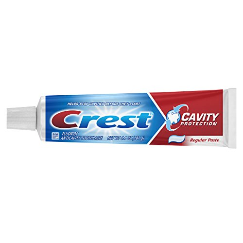 Crest Cavity Protection Toothpaste Gel 6.4 Ounce