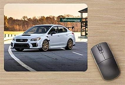 Amazon com : Subaru WRX STI S209 2019 Mouse Pad, Printed