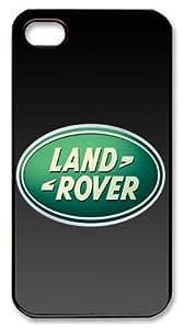 Land Rover logo back shell case for apple iPhone 4, Iphone 4 4s case with Land Rover logo