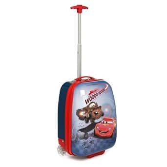 """Heys USA Disney-Pixar Cars Woooo Hooooo! 18"""" Carry-On Luggage"""