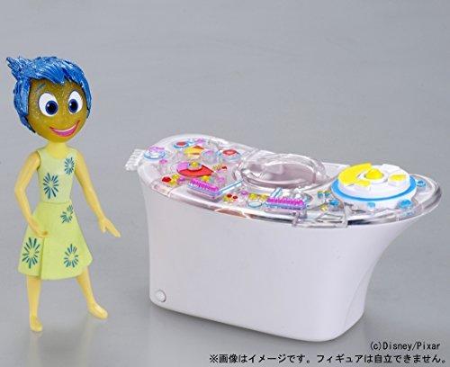 Japan Import Disney Inside Out emotion maneuver desk & Basic Figure joy