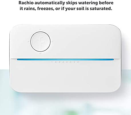 Rachio 3 WiFi Smart Lawn Sprinkler Controller, Works with ... on