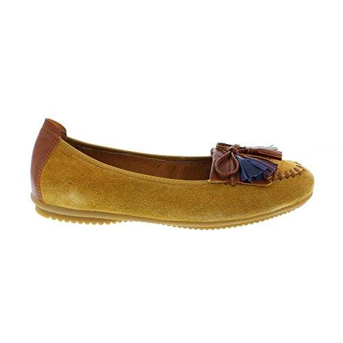 Josef Seibel Pippa 09 Zapatos Casuales De Mujer Combi Camello