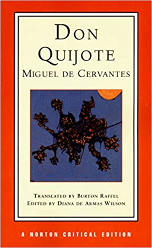 amazon don quijote a new translation backgrounds and contexts
