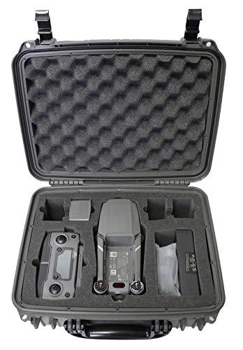 Gm Cables Com Www (Microraptor MVC2500 with Custom Foam Designed to Fit DJI Mavic 2 and Accessories-(Gunmetal Grey))
