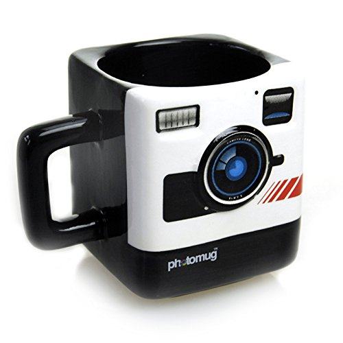 Chelsea's Camera Mug Ceramic Coffee Mug Funny