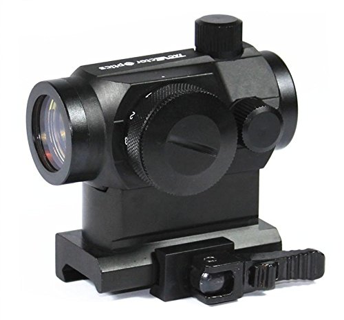 Vector Optics Maverick Micro Red Dot Sight with QD Riser Mount (Omega Maverick compare prices)