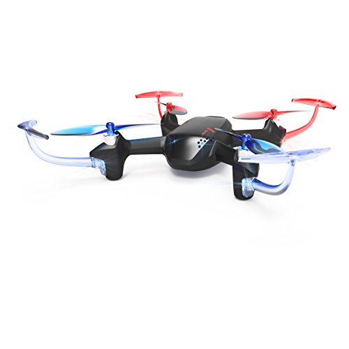 Flying-Cloud X4 FC101 2.4Ghz 4CH Quadcopter 6-Gyro Headless System 4 Channel RC Quadcopter With Altitude Hold A Key Return Better Than Hubsan X4 H107L H107C H107D Syma X5C Easy To - Cloud Gifts Flying