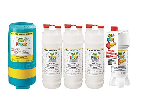 Pool Frog Complete Mineral Water Chemical System for In Ground Pools