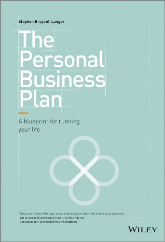 The Personal Business Plan: A Blueprint for Running Your Life ()