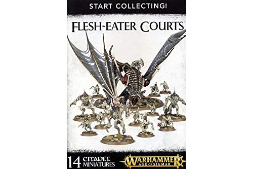 """Games Workshop 99120207039"""" Flesh-Eater Courts: Star Collecting Action Figure"""