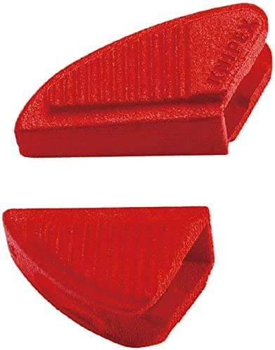 KNIPEX 8609-180V01 09 V01 Protective Jaws for 86 XX 180 3 Pairs