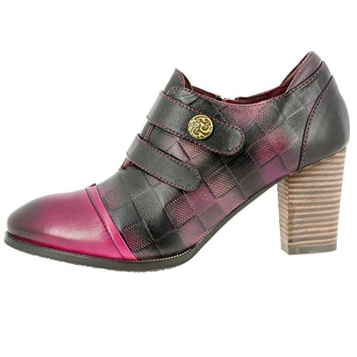 Boots Femme Fuschia Angelique Vita Laura Low qOwgnRxt