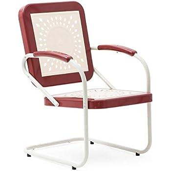 Amazon Com 4d Concepts 71340 Metal Retro Chair Patio