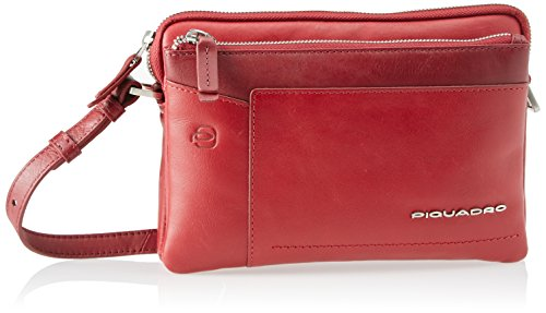 Cary Cary Red body Piquadro Cross Piquadro body Cross Bag Bag Women's Women's Piquadro Red BzqaPXa