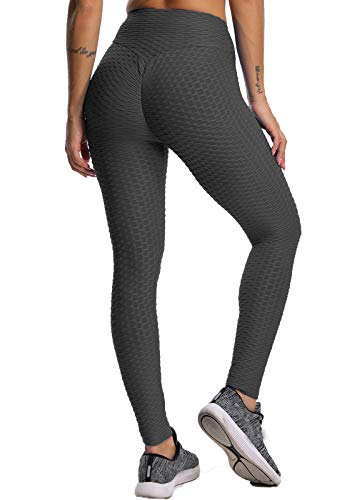 FITTOO Leggings Sport Dames Anti-cellulitis Vrouwen Fitness Broek Compressie Panty Hoge Taille Slanke Push Up Butt…