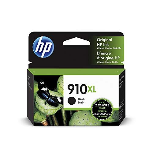 HP 910XL | Cartucho de tinta | Negro | 3YL65AN