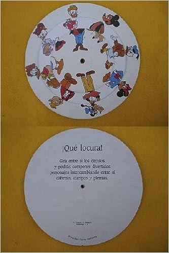 Juego Publicidad Movil - Game Mobil Advertising : Pato Donald, Goofy, Mickey Mouse...: Amazon.es: Sin autor: Libros