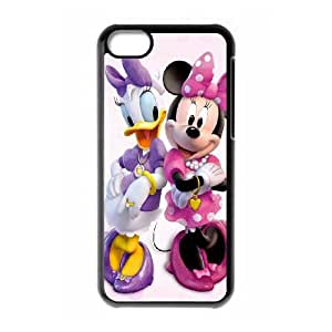 Micky Mouse iPhone 5c Cell Phone Case Black K2775870